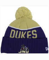 New Era James Madison Dukes Sport Knit Hat