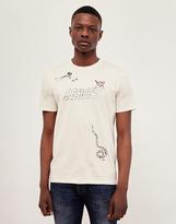 Levi's Drawn Graphic T-Shirt Off White