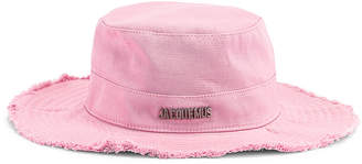 Jacquemus Le Bob Artichaut in Pink   FWRD