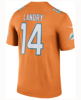 Nike Men's Jarvis Landry Miami Dolphins Legend Color Rush Jersey