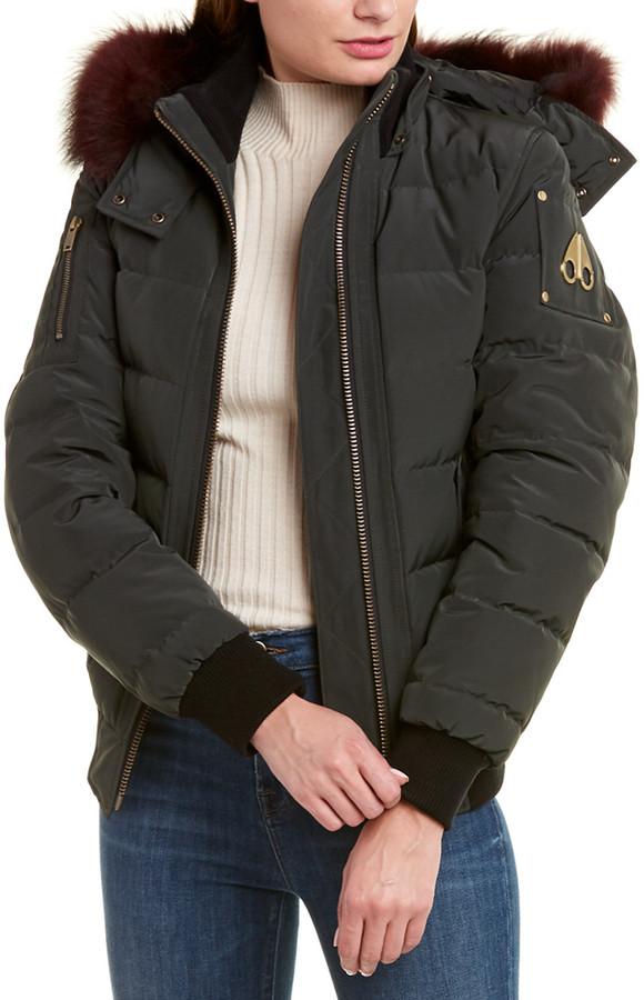 Moose Knuckles Seaforth Bomber Jacket