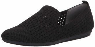 Vince Camuto womens Fabeau Knit Slipper Loafer Flat