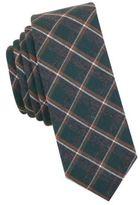 Original Penguin Plaid Cotton Tie