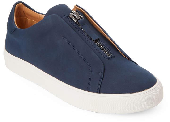 f5aeb6c9a26 Navy Everest Zip Low-Top Sneakers