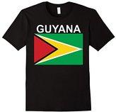 Kids Guyana National Flag Ancestry T-shirt 8