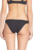 L-Space Women's L Space Ridin' High Ribbed Bikini Bottoms