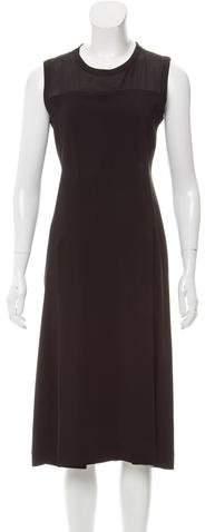 Reed Krakoff Sleeveless Midi Dress w/ Tags