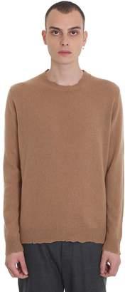 Mauro Grifoni Knitwear In Brown Wool