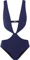 Fella - Ralph Cutout Swimsuit - Midnight blue
