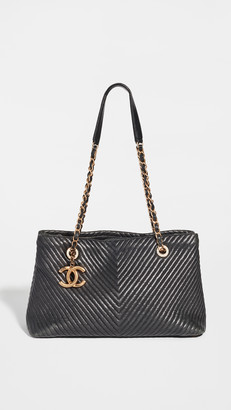 Shopbop Archive Chanel Chain Tote