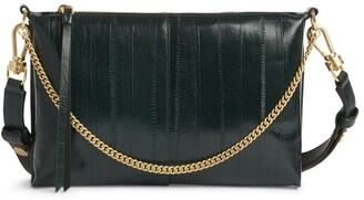AllSaints Leather Eve Cross-Body Bag