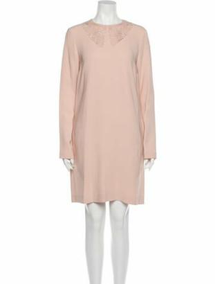 Stella McCartney 2016 Mini Dress w/ Tags Pink