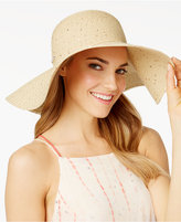 Calvin Klein Sequined Floppy Hat