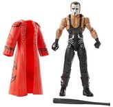 WWE Hall of Fame Elite Collection Sting Action Figure