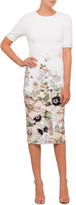 Ted Baker Layli Gem Garden Body Con Dress