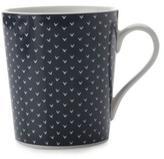 Maxwell & Williams Print Indigo 8 Piece Mug
