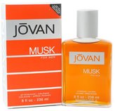 Coty Jovan Musk By Jovan For Men. Aftershave Cologne 8 Ounces