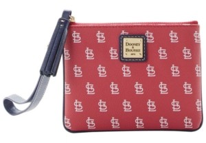 Dooney & Bourke St. Louis Cardinals Stadium Wristlet