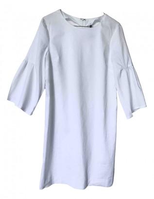 Liviana Conti White Linen Dresses