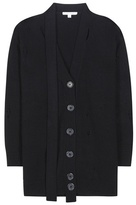 Marc Jacobs Wool And Cashmere Cardigan