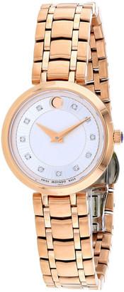 Movado Women's 1881 Diamond Watch