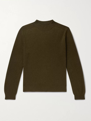 L.E.J - Cashmere Sweater - Men - Green