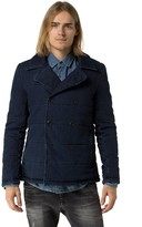 Tommy Hilfiger Channeled Peacoat