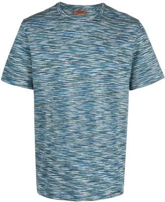 Missoni striped short-sleeved T-shirt