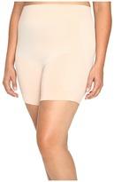 Hue Plus Size Seamless Shaping Shorts