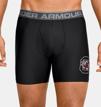"Under Armour Men's UA Tech 6"" Boxerjock Collegiate"