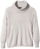 Gerry Weber SAMOON by Women's Stockholm Long Sleeve Jumper - grey - 26
