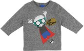 Little Marc Jacobs Baby Boy Mr Marc Hockey Player T-Shirt