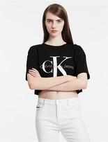 Calvin Klein Boxy Logo T-Shirt