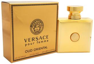 Versace Women's 3.4Oz Oud Oriental Eau De Parfum Spray