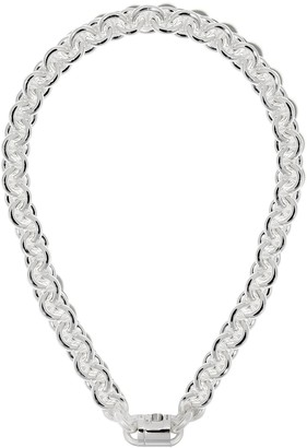 Le Gramme Chunky Maillon Necklace