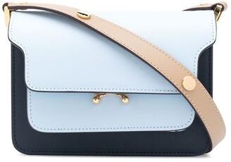 Marni small Trunk colour-block shoulder bag