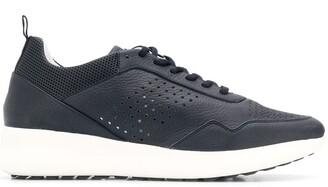 Baldinini Mesh Trim Sneakers