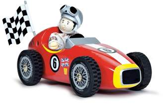 Le Toy Van Red Racing Car