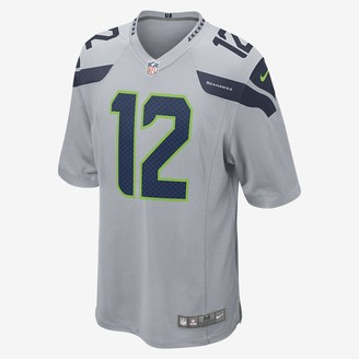 Nike Men's Football Jersey NFL Seattle Seahawks Game Jersey (Fan)