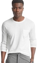 Gap Long sleeve lounge tee
