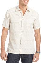 Van Heusen Short-Sleeve Pattern Shirt