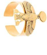 Givenchy falcon cuff bracelet