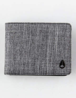 Nixon Cape Multi Gray Wallet