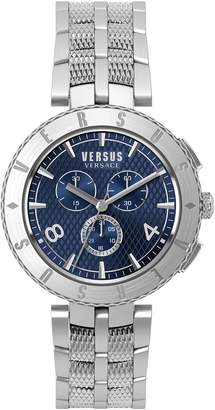 Versus Men's Quartz Chronograph Bracelet Watch, 44mm