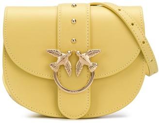 Pinko Logo Plaque Belt Bag