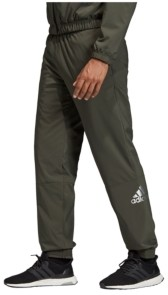 adidas Men's Metallic Tapered Sweatpants
