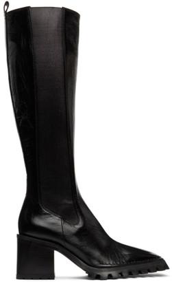 Alexander Wang Black Parker Tall Boots