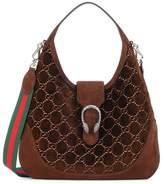 Gucci Dionysus Large velvet shoulder bag