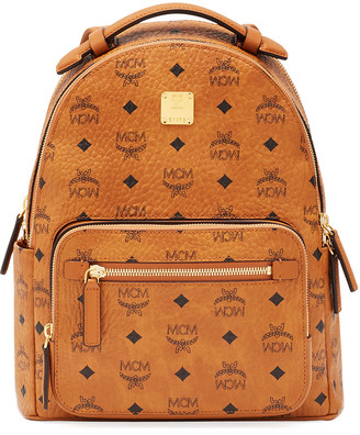 MCM Stark 32 Visetos Backpack