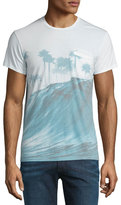 Sol Angeles Swell Welt Pocket T-Shirt, Multi